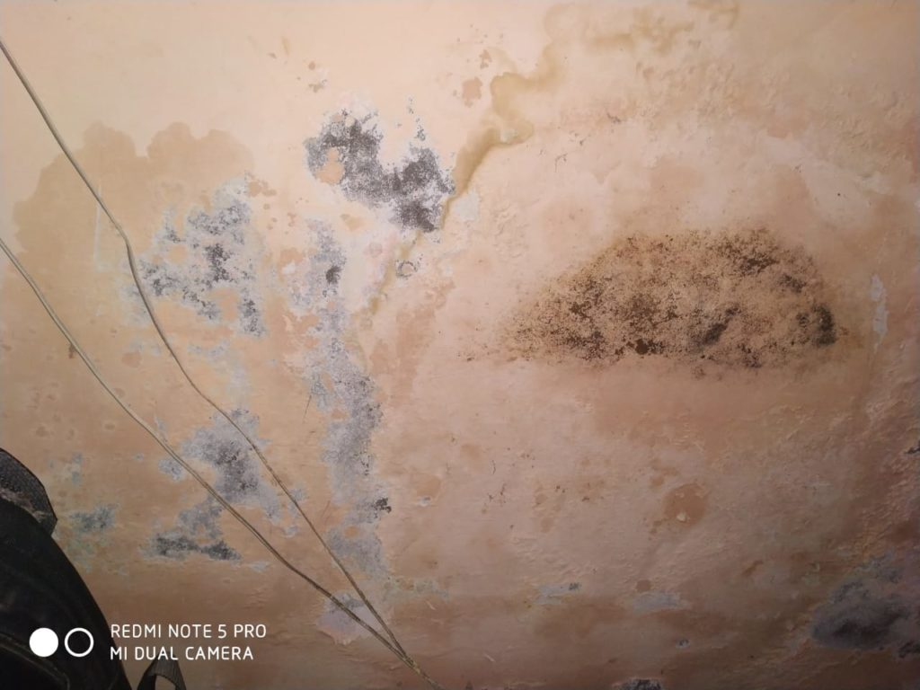 Side wall leakage services in Hyderabad | Proofing Experts